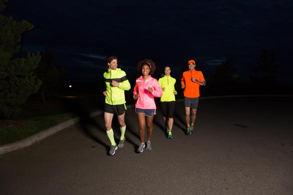 Daily run - safety tips for a good workout