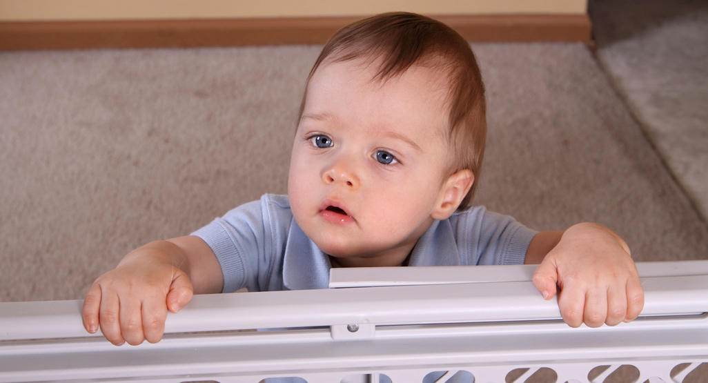 Childproofing - safety tips for toddlers and moms