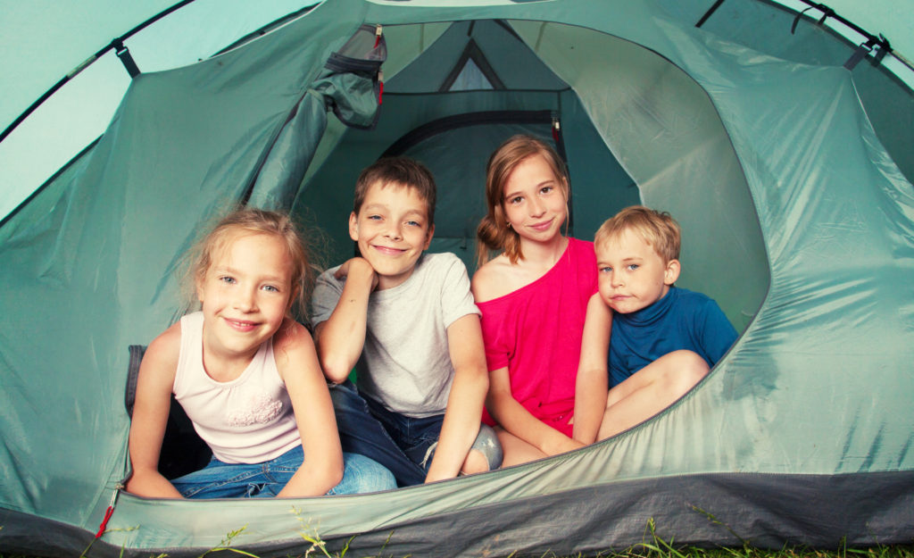 Safety and Practical Tips for Camping with the Family