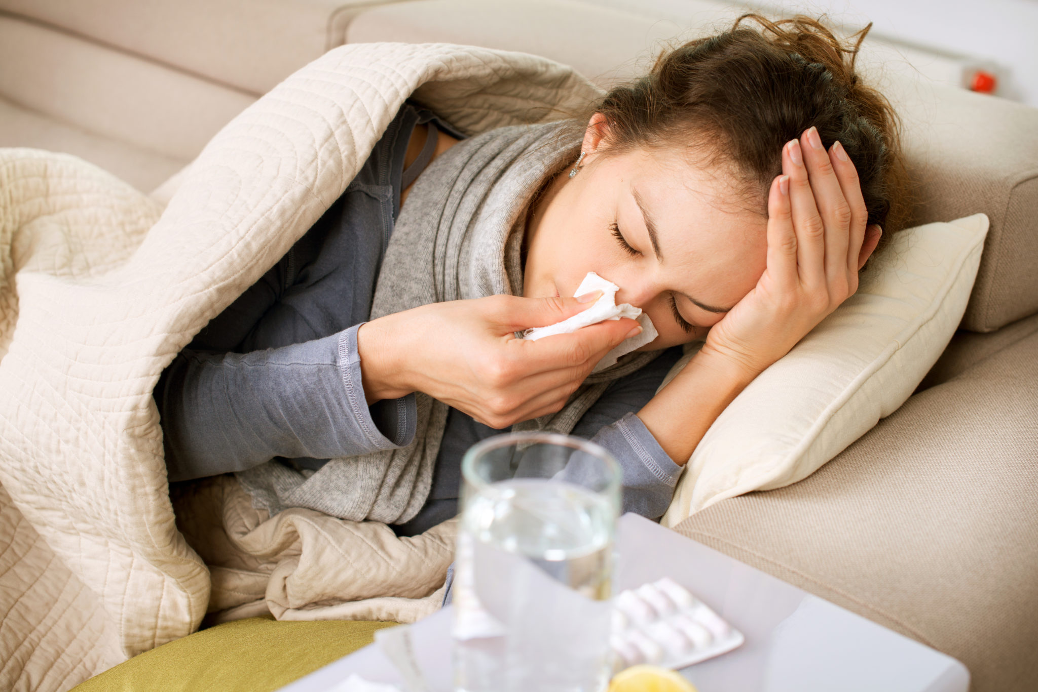 8 safety tips for keeping safe and healthy during flu season